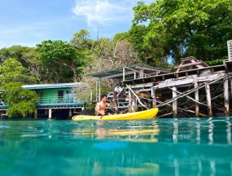 Lusia's Lagoon Chalets in Samoa